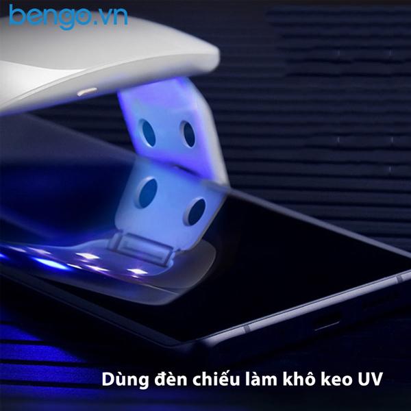 Dán cường lưc UV OPPO Find X3 Pro/Find X3 9H siêu mỏng