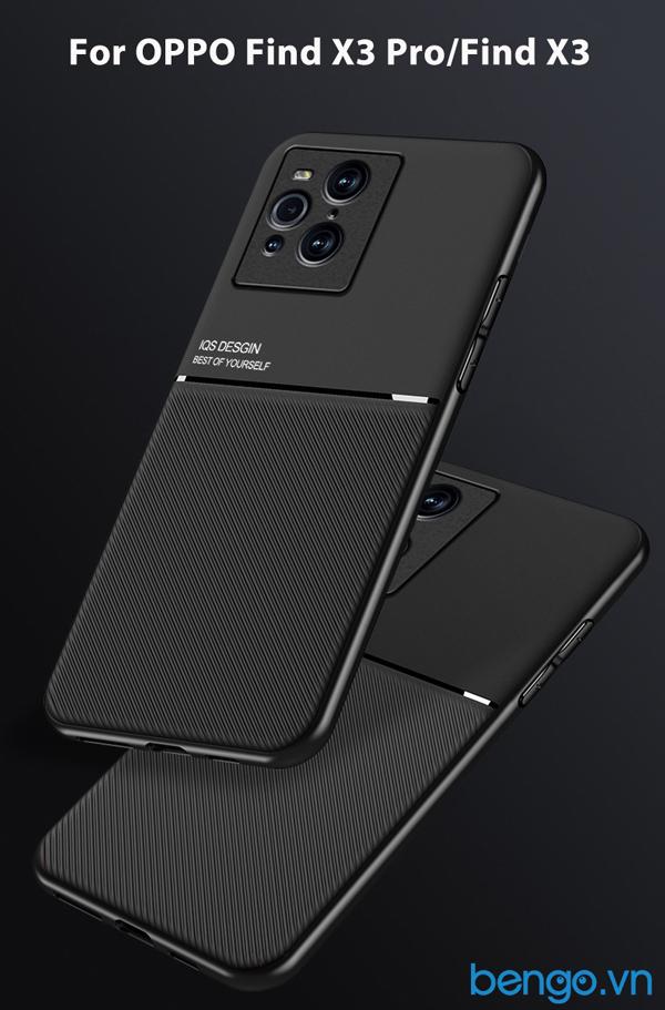 Ốp lưng OPPO Find X3 Pro/Find X3 IQS Design