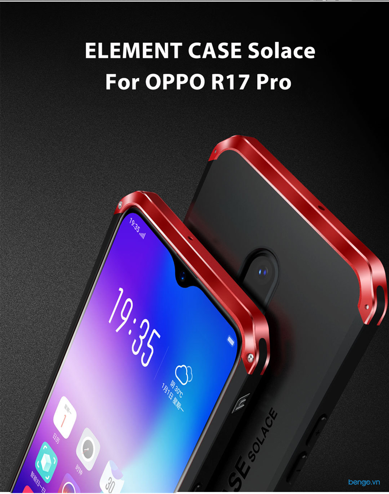 Ốp lưng OPPO R17 Pro ELEMENT CASE Solace