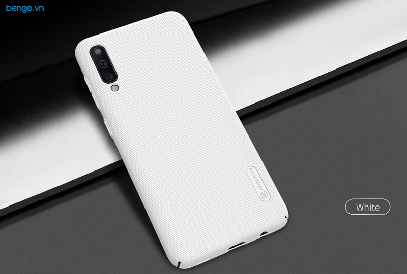 Ốp lưng Samsung Galaxy A50 Nillkin Super Frosted Shield