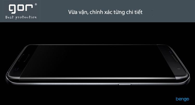 Dán màn hình Samsung Galaxy Note FE 3D full GOR (hộp 3 miếng)