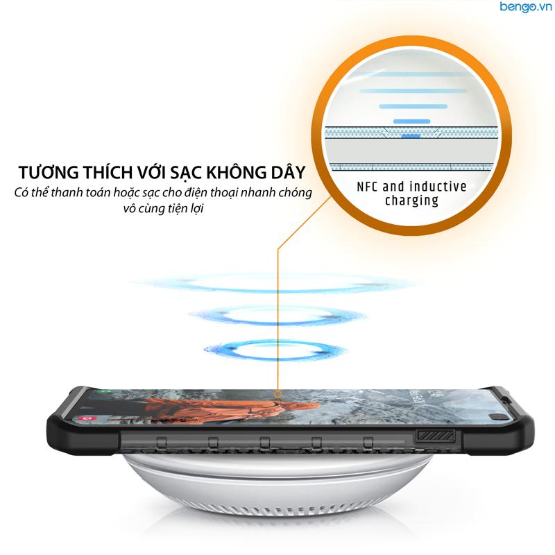 Ốp lưng Samsung Galaxy S10 Plus UAG Plasma Series