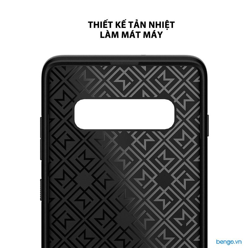 Ốp lưng Samsung Galaxy S10 Spigen La Manon Classy