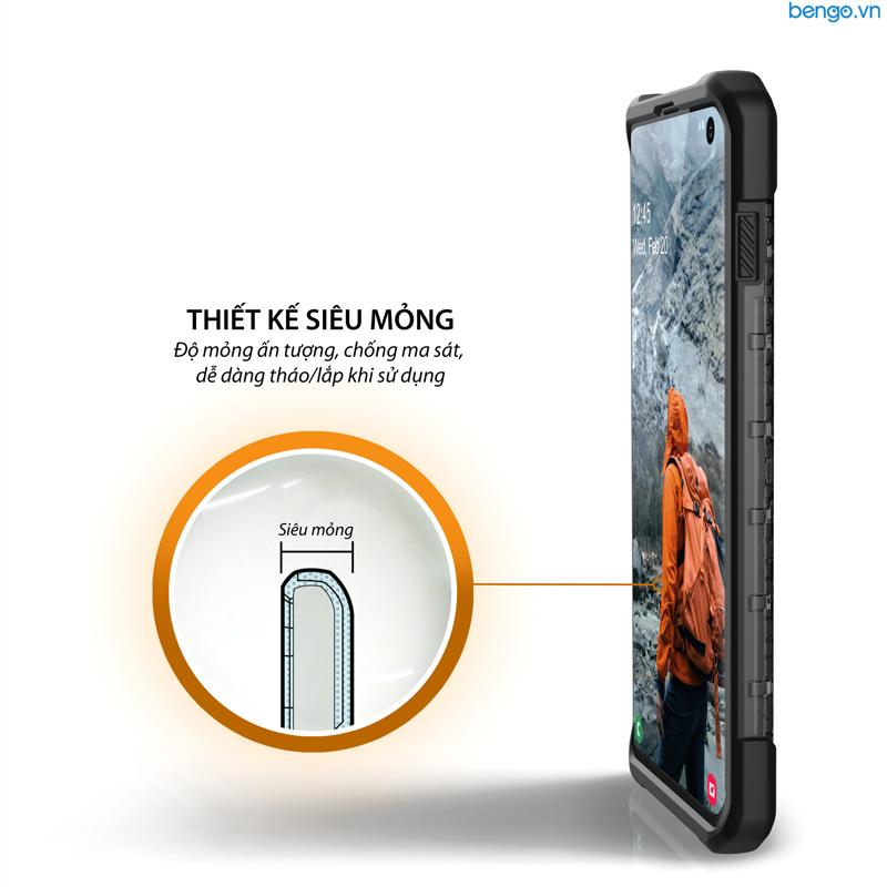Ốp lưng Samsung Galaxy S10 UAG Plasma Series