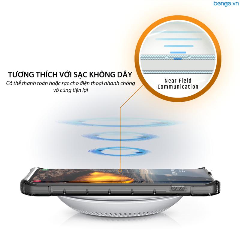 Ốp lưng Samsung Galaxy S10 UAG Plyo Series