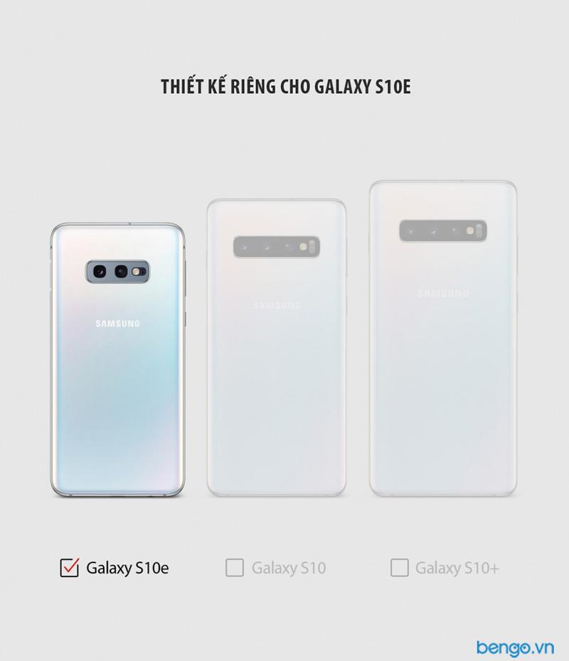 Ốp lưng Samsung Galaxy S10e RINGKE Onyx