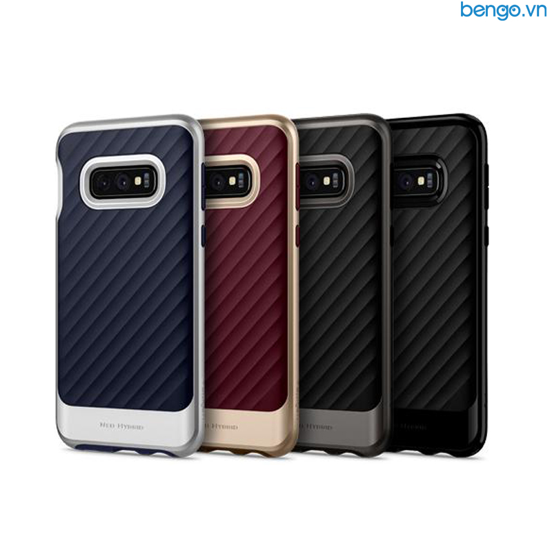 Ốp lưng Samsung Galaxy S10E SPIGEN Neo Hybrid