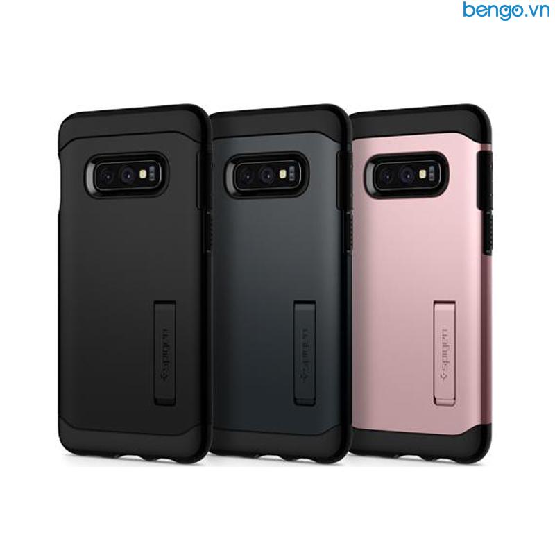 Ốp lưng Samsung Galaxy S10E SPIGEN Slim Armor