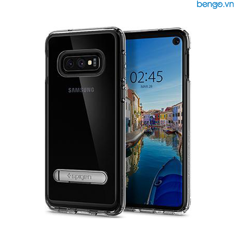 Ốp lưng Samsung Galaxy S10E SPIGEN Ultra Hybrid S