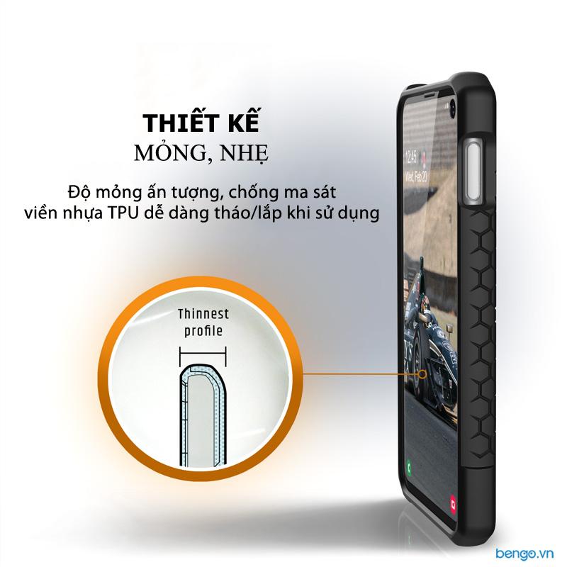 Ốp lưng Samsung Galaxy S10e UAG Monarch Series
