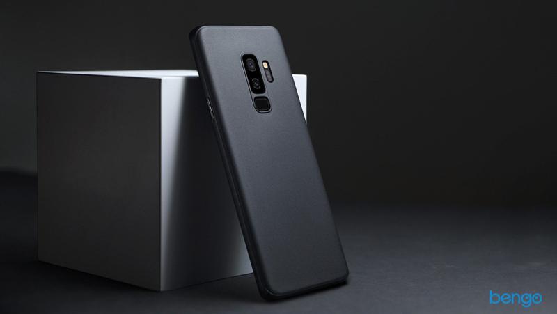 Ốp lưng Samsung Galaxy S9 Plus SPIGEN Air Skin