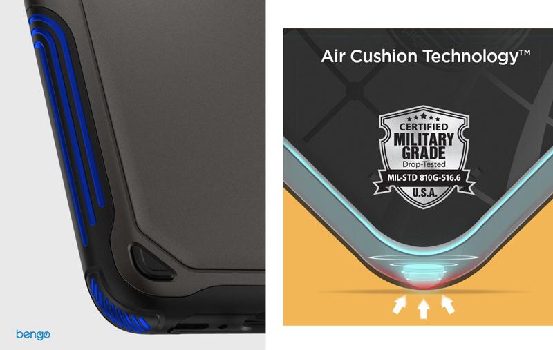 Ốp lưng Samsung Galaxy S9 Plus SPIGEN Hybrid Armor