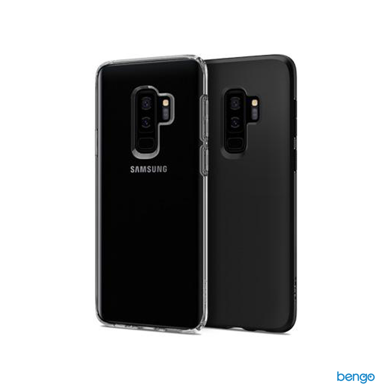 Ốp lưng Samsung Galaxy S9 Plus SPIGEN Liquid Crystal