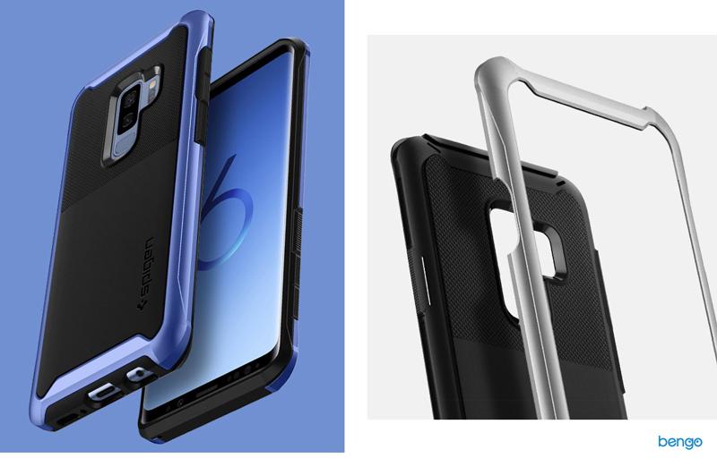 Ốp lưng Samsung Galaxy S9 Plus SPIGEN Neo Hybrid Urban