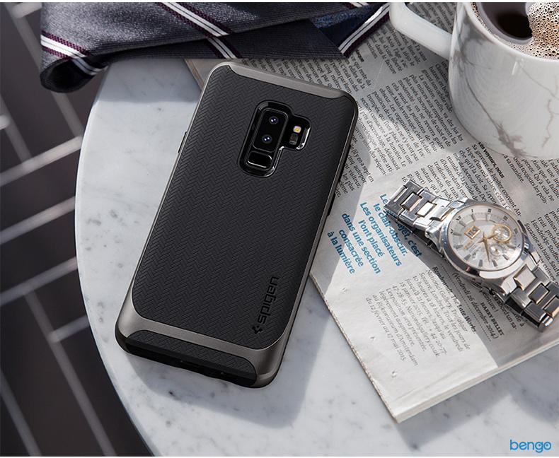 Ốp lưng Samsung Galaxy S9 Plus SPIGEN Neo Hybrid