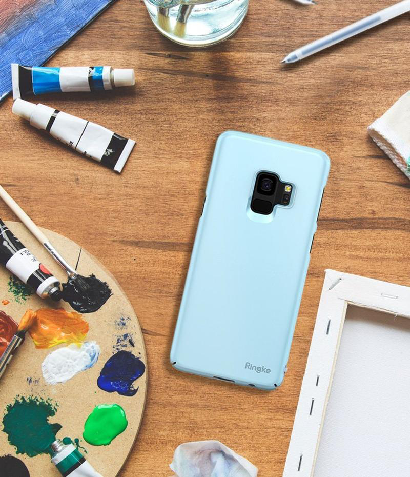 Op lung Samsung Galaxy S9 Ringke Slim