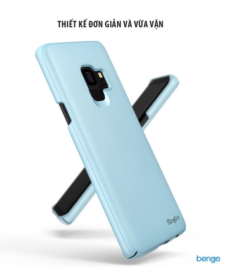 Ốp lưng Samsung Galaxy S9 RINGKE Slim