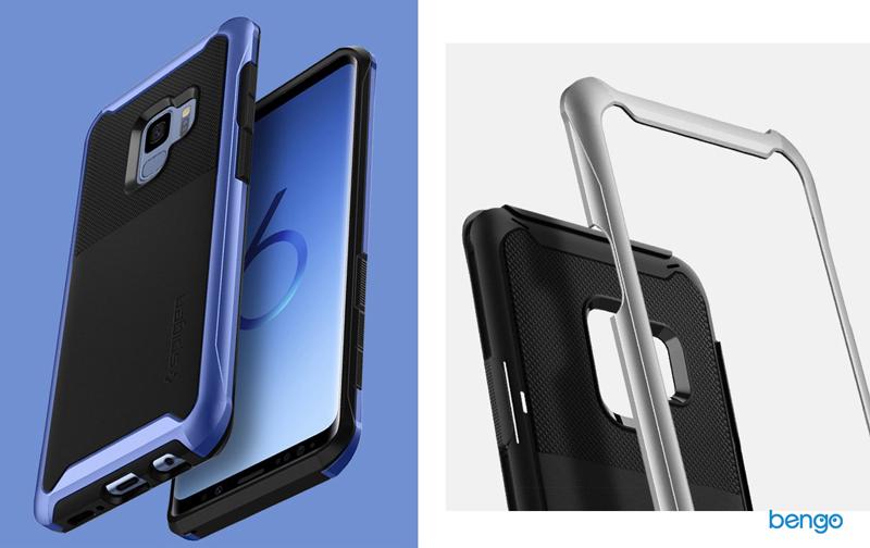 Ốp lưng Samsung Galaxy S9 SPIGEN Neo Hybrid Urban