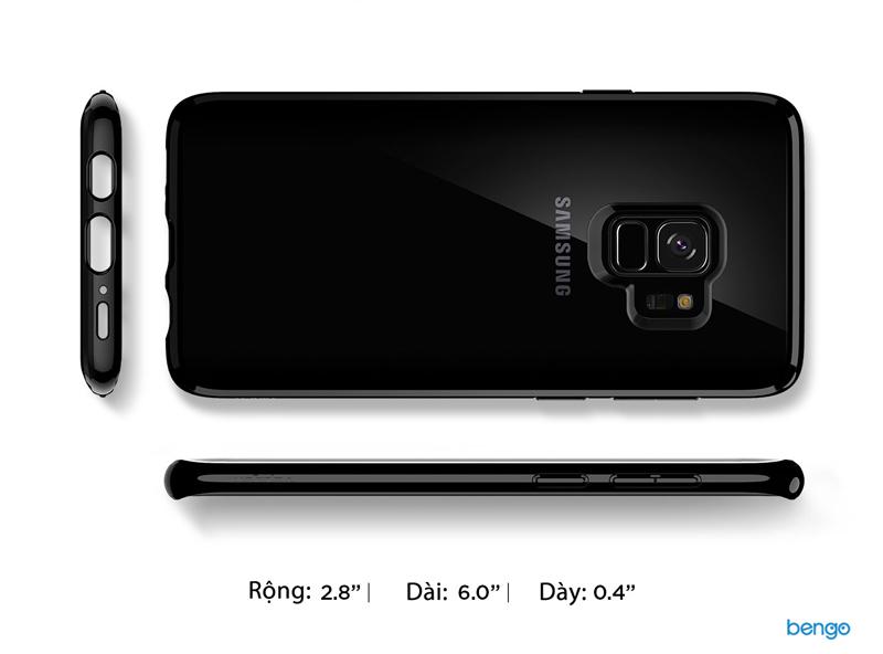 Ốp lưng Samsung Galaxy S9 SPIGEN Ultra Hybrid