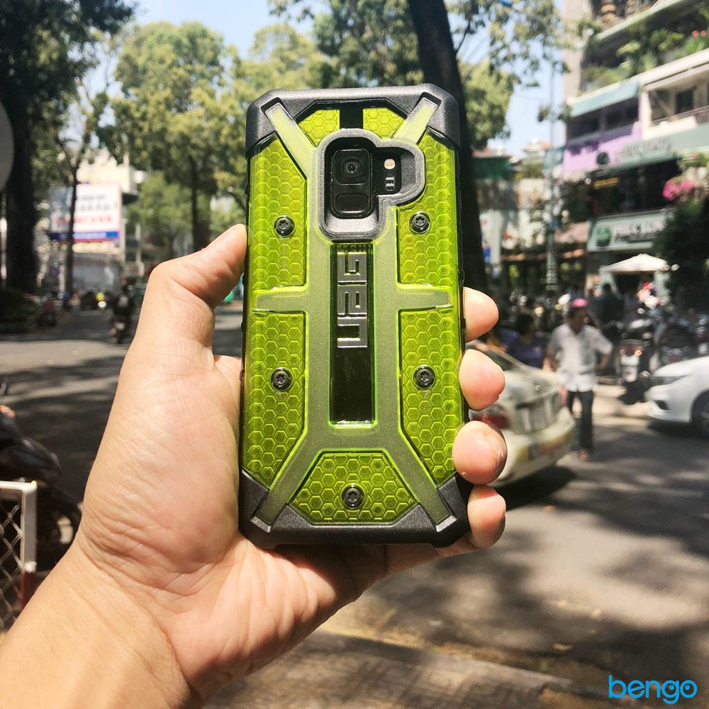 UAG Plasma Series Samsung S9 Case - Citron