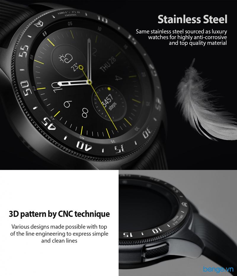 Viền Ringke Bezel Styling cho Samsung Galaxy Watch 42mm / Gear Sport