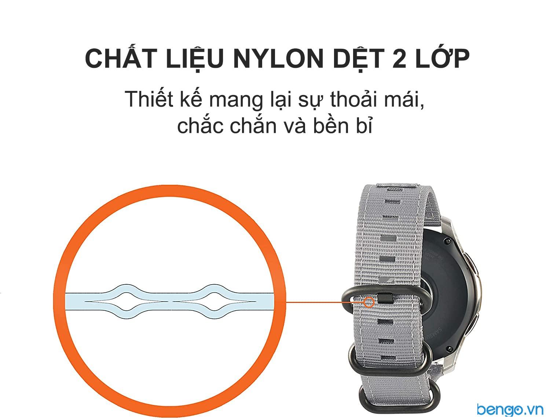 Dây đeo Samsung Galaxy Watch 46mm UAG NATO Series