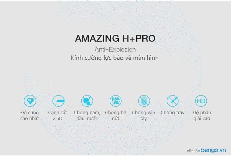 Kính cường lực Samsung Galaxy J7 Prime Nillkin