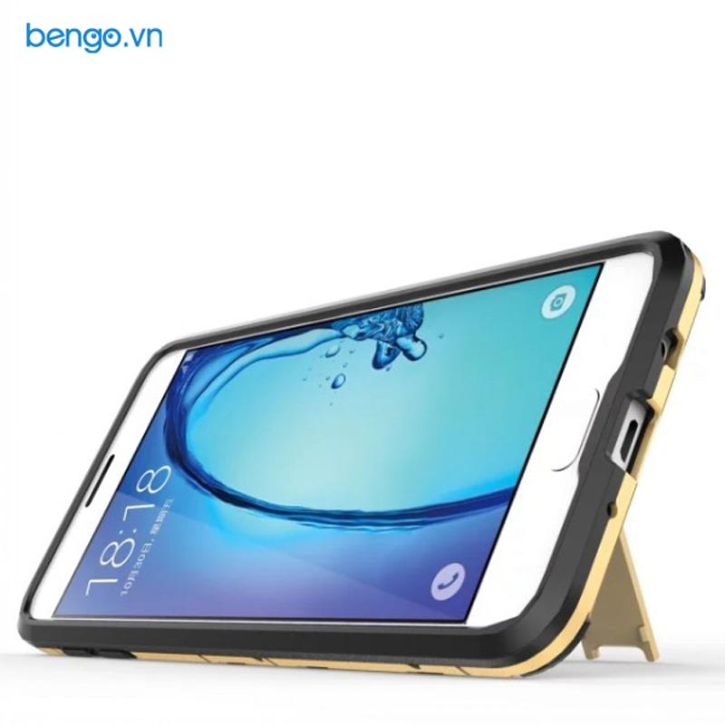 Ốp lưng Samsung Galaxy J7 Prime Iron Man 2 lớp dựng máy
