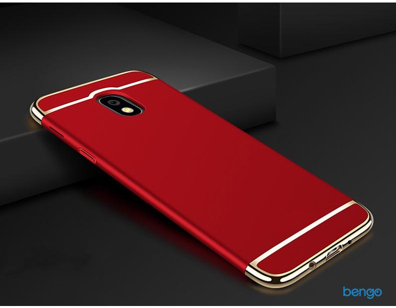 Ốp lưng Samsung Galaxy J7 Pro 3 trong 1 Polycarbonate