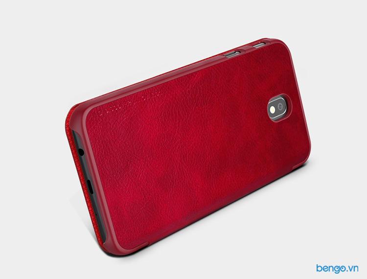 Bao da Samsung Galaxy J7 Pro Nillkin QIN Series