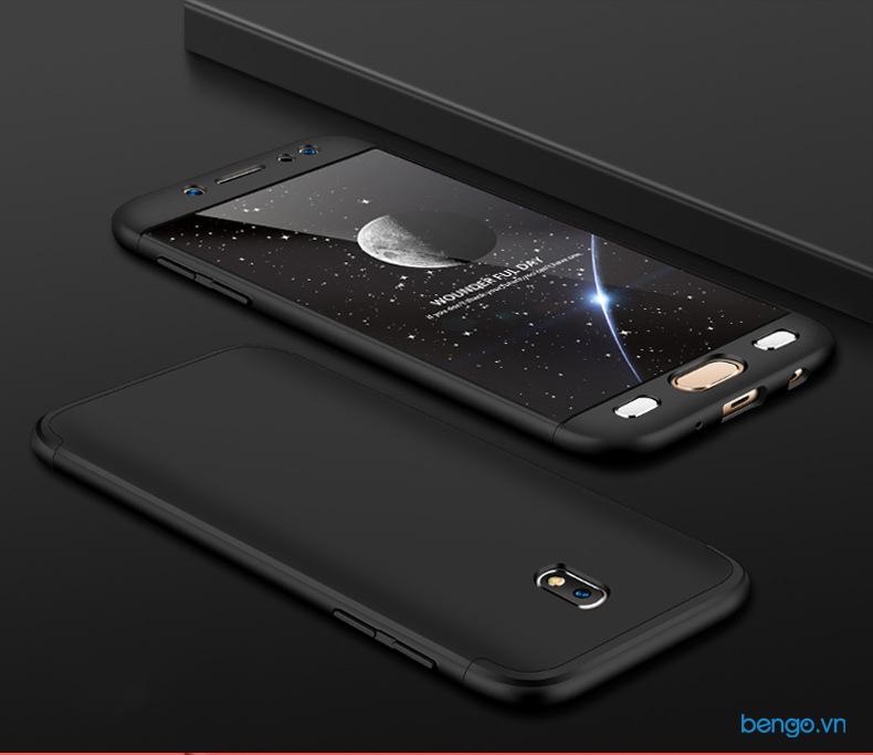 Ốp lưng Samsung Galaxy J7 Pro 360 siêu mỏng