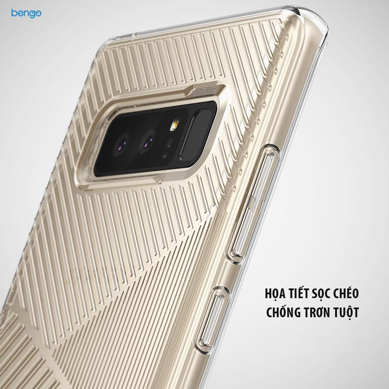Ốp lưng Samsung Galaxy Note 8 RINGKE Bevel