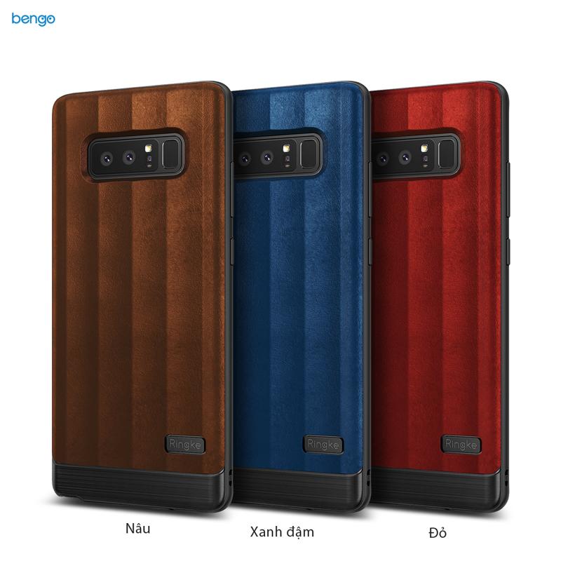 Ốp lưng Samsung Galaxy Note 8 RINGKE Flex-s