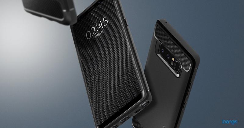 Ốp lưng Samsung Galaxy Note 8 SPIGEN Rugged Armor
