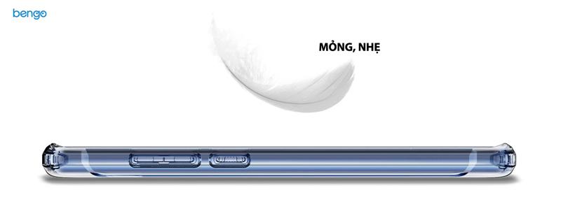 Ốp lưng Samsung Galaxy Note 8 SPIGEN Rugged Crystal
