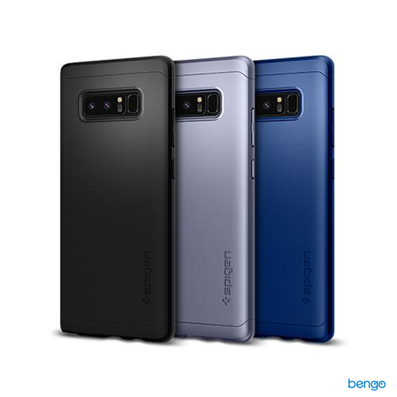 competitive price 15fa9 f59e0 Samsung Galaxy Note 8 Spigen Thin Fit 360