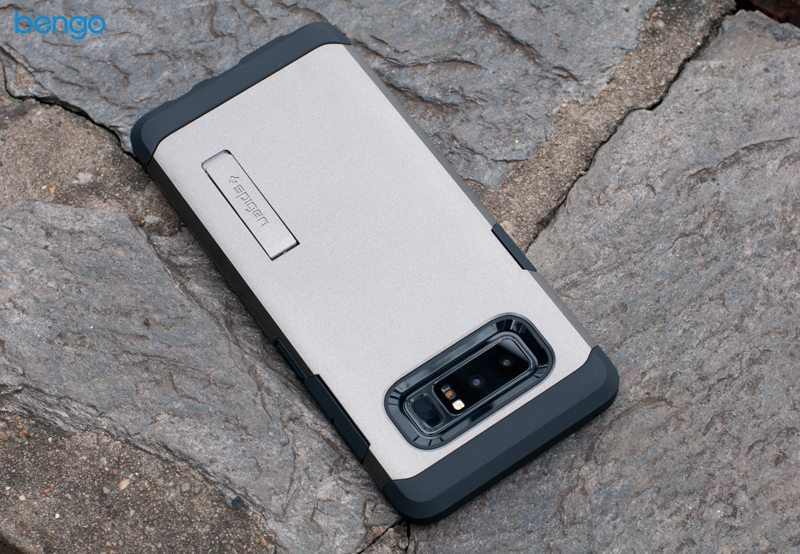 op lung Samsung Note 8 Spigen Tough armor
