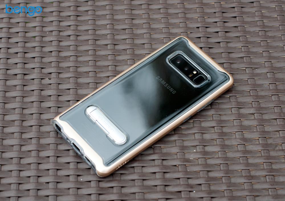 Ốp lưng Samsung Galaxy Note 8 SPIGEN Crystal Hybrid