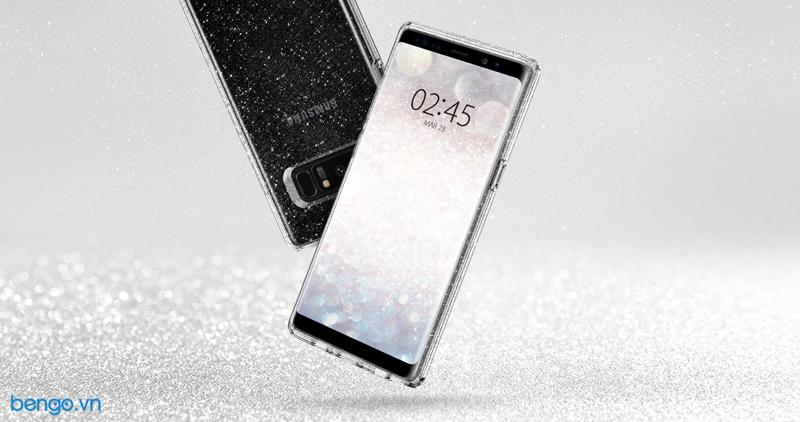 Ốp lưng Samsung Galaxy Note 8 Spigen Liquid Crystal Glitter
