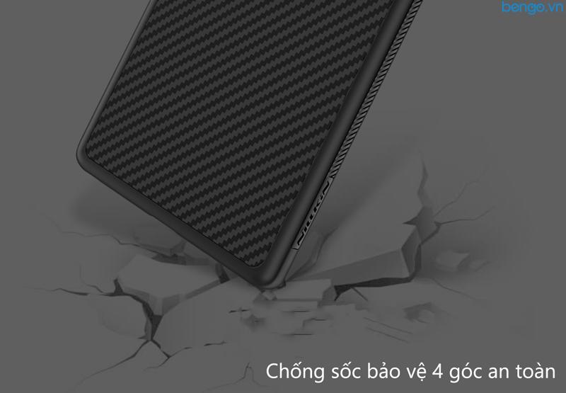 Ốp lưng Samsung Galaxy Note 9 Nillkin sợi tổng hợp (Synthetic fiber)