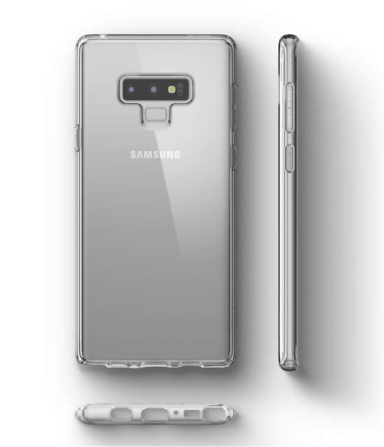 Samsung Note 9 Spigen Ultra Hybrid