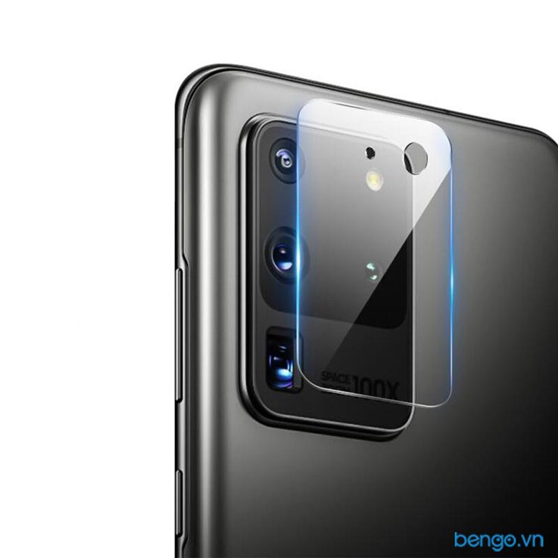 Dán cường lực bảo vệ camera Samsung Galaxy S20/S20 Plus/S20 Ultra