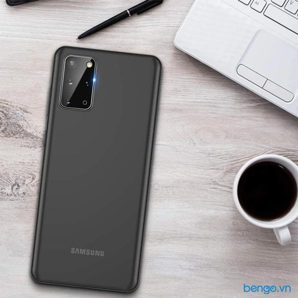 Dán cường lực bảo vệ Camera Samsung Galaxy S20 Ultra/S20 Plus/S20 ZEELOT Clear