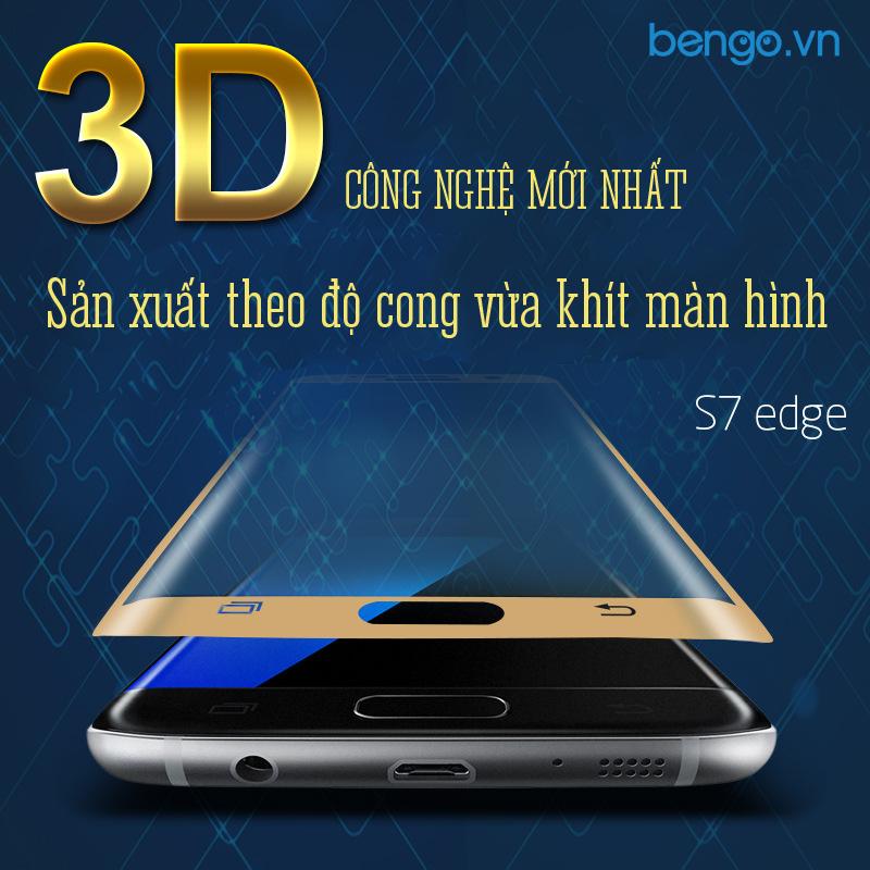 Dán cường lực màn hình samsung galaxy s7 edge