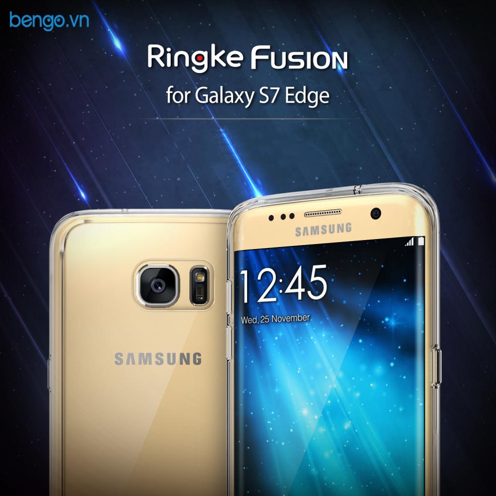 ốp lưng samsung galaxy s7 edge kingke funsion cao cấp