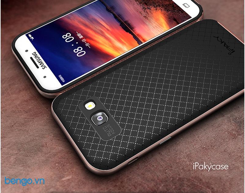 Ốp lưng Samsung Galaxy A7 2017 IPAKY Neo Hybrid