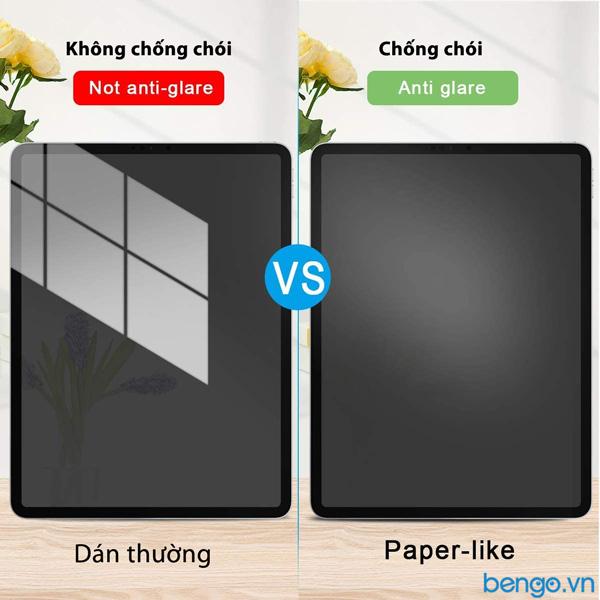 Dán màn hình Samsung Galaxy Tab S6/S6 Lite Paper-like chống vân tay