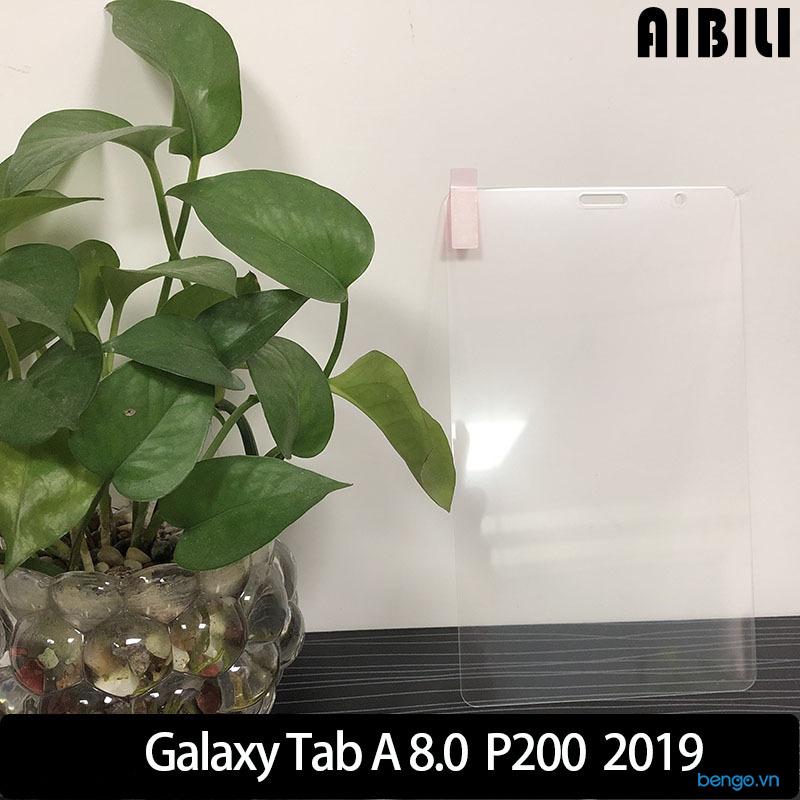 Dán màn hình cường lực Samsung Galaxy Tab A 8.0 2019 S Pen - SM-P200/P205 9H