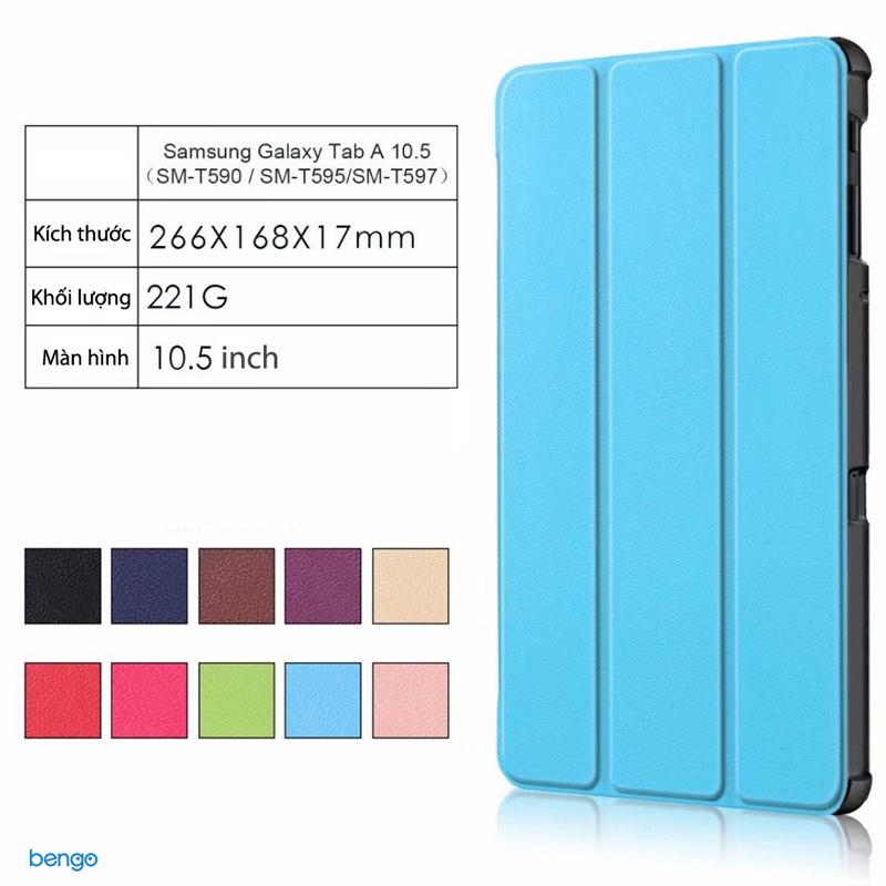 Bao da Samsung Galaxy Tab A 10.5 SM-T595 Smartcover