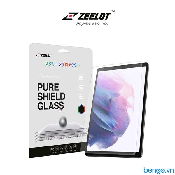 Dán cường lực Samsung Galaxy Tab A7 Lite ZEELOT PureShield 2.5D Clear